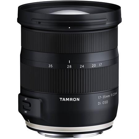 Tamron 17-35mm f/2 8 Di OSD Wide Angle Lens for Nikon F Mount