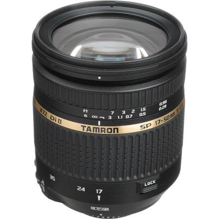 Tamron SP 17-50mm f/2.8 DI-II VC: Picture 1 regular