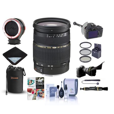 Tamron SP 28-75mm f/2 8 Di LD-IF AF Zoom Lens for Canon
