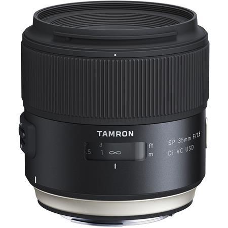 Tamron SP 35mm F/1.8 Di VC USD f/Canon EOS Full Frame DSLR Cameras ...