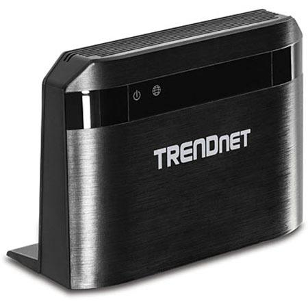 TRENDnet TEW-810DR AC750 Dual-Band Wireless Router