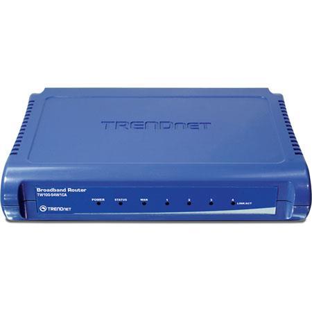 TRENDnet TW100-S4W1CA: Picture 1 regular