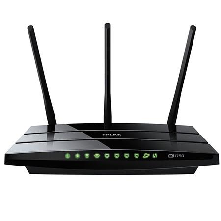TP-Link Archer C7 Wireless Gigabit Router Bundle
