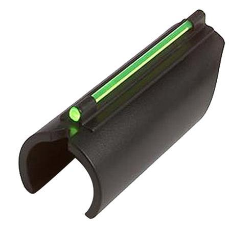 TruGlo Home Defense Green Fiber Optic Front Shotgun Sight for 12 to 20  Gauge Shotguns