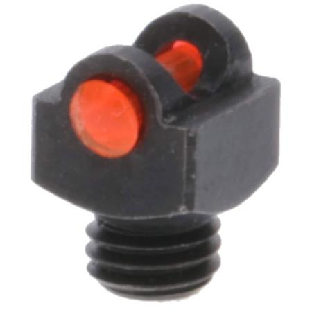 TruGlo Starbrite 2 6mm Deluxe Bead Shotgun Front Sight, Red