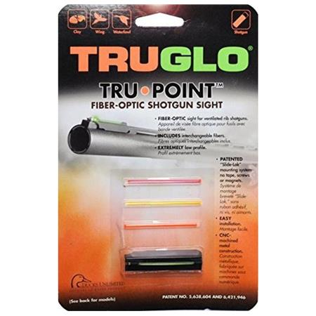 TruGlo Tru-Point Wing & Clay Shotgun Front Sight for Remington 870/1100/1187