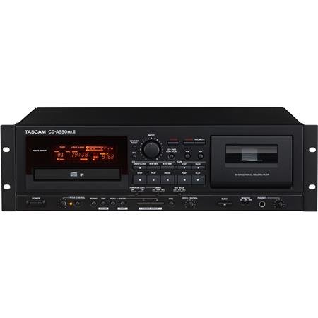 Tascam CD-A550MKII: Picture 1 regular
