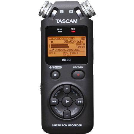 Tascam DR-05: Picture 1 regular