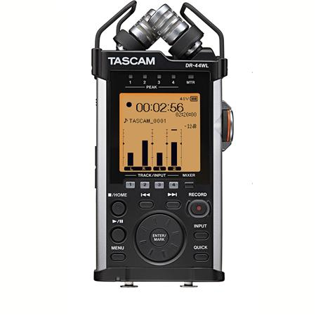 Tascam DR-44WL 4-Channels Audio Recorder