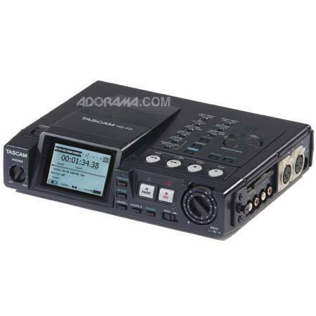 Tascam HD-P2: Picture 1 regular