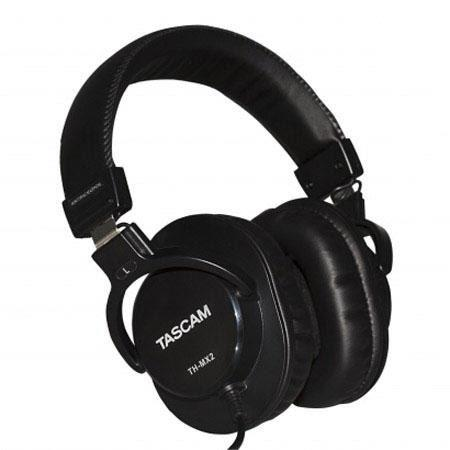 Tascam TH-MX2 Closed-Back Mixing Over-Ear Headphones
