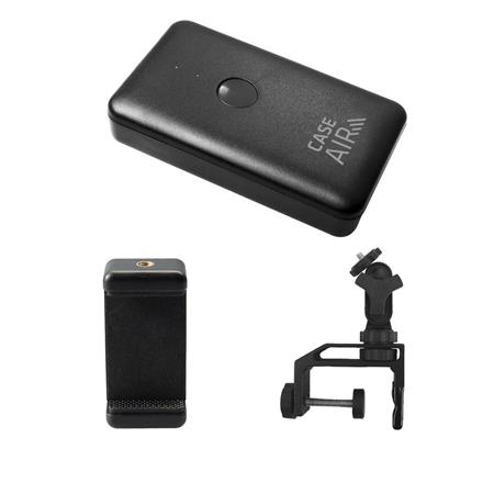 Tether Tools Case Air Wireless Tethering System W/LoPro Phone  Mount/EasyGrip 2 5