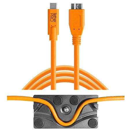 15/' USB 3.0 Tether Cable for Nikon D850 D800 D800E D810 D500 D5 Tools Black