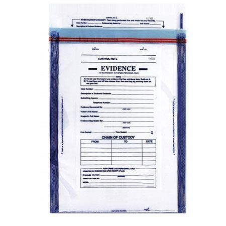 Tri tech forensics 12x15 evidence collection security bag for 12x15 calculator