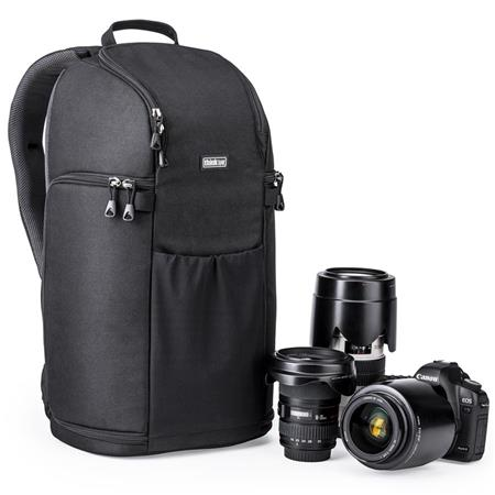 Think Tank Trifecta 10 Backpack for DSLR Body with 2 Lenses