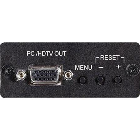 TV One PC to HDTV and HDTV to PC Converter
