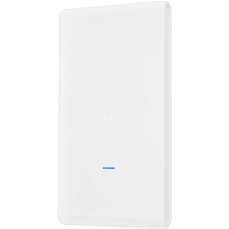 Ubiquiti Networks UniFi AC Mesh Indoor/Outdoor 802 11ac Wide-Area Wi-Fi  Dual-Band Access Point with Plug & Play Mesh Technology, 2x2 MIMO, PoE  Adapter