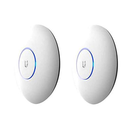 Ubiquiti Networks 2 Pack UAP-AC-PRO UniFi Access Point Enterprise Wi-Fi  System
