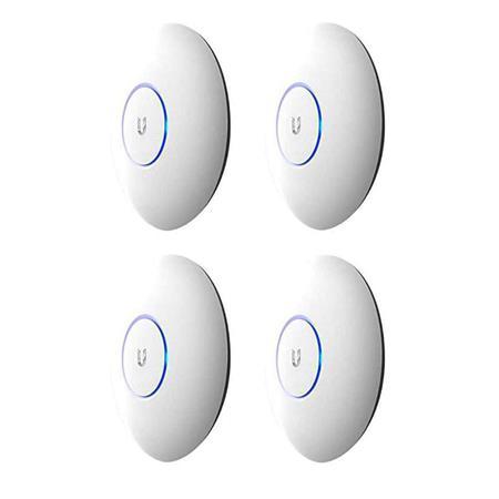 Ubiquiti Networks 4 Pack UAP-AC-PRO UniFi Access Point Enterprise Wi-Fi  System