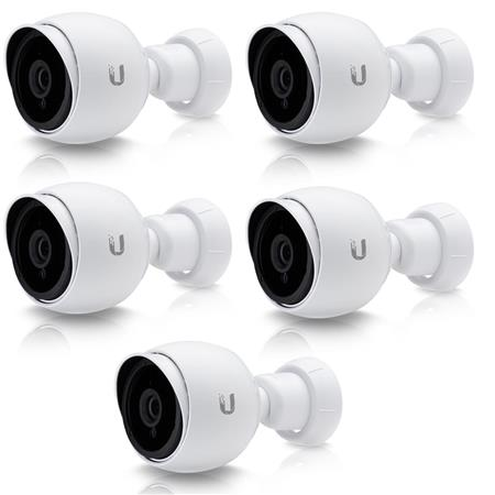 Ubiquiti 5 Pack Networks UniFi UVC-G3-AF 1080p Outdoor Day