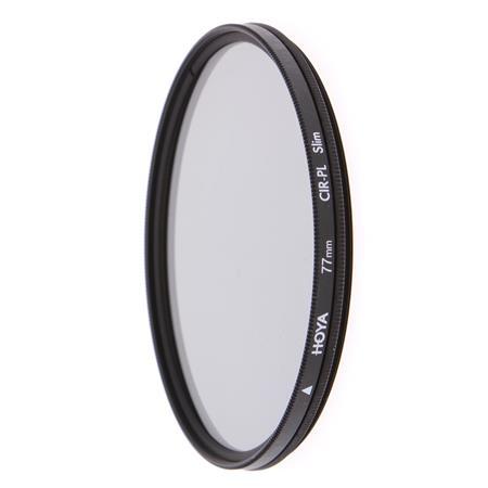8bf9c3af96b0 Hoya 77mm Slim Circular Polarizing Filter FLT77CPLSLHY - Adorama