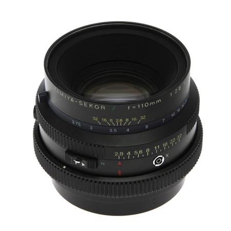 Used Mamiya 110mm F/2 8 Z W Sekor Lens for RZ67 E-