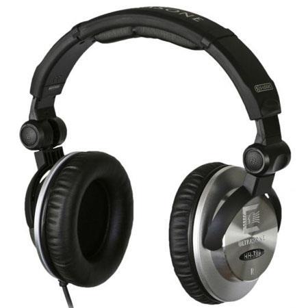 Ultrasone HFI-780 Foldable Stereo Headphones