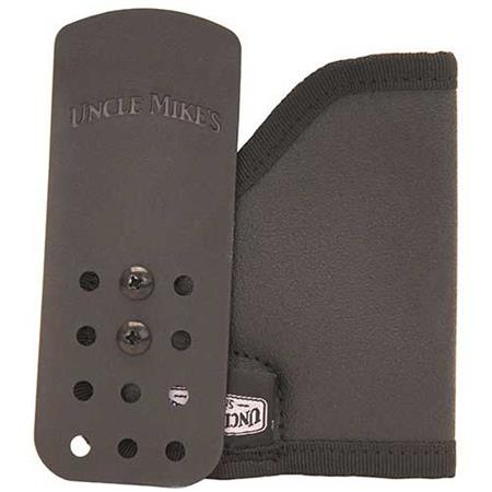 Uncle Mike's Advanced Concealment Inside The Pocket Holster for Ruger LCP  380, Kahr 380 Kel-Tec Pistols, Size 1