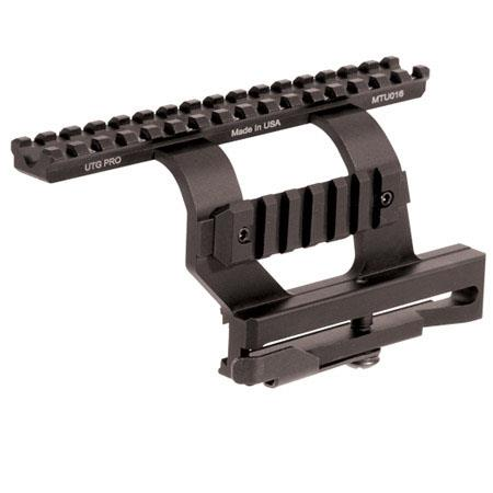 UTG PRO Made in USA Quick-Detachable AK Side Mount Base
