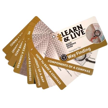 UST Learn and Live Tracking Cards