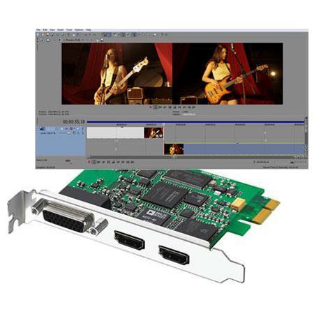 Blackmagic Design Intensity Pro Hdmi Editing Card Bintspro Z
