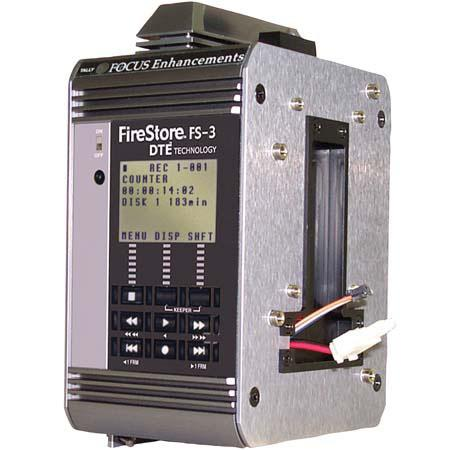 Focus Enhancements Fs 3 40gb Dte Firestore Hard Drive With V