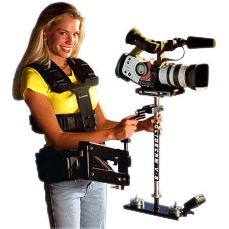 Video Camera Stabilizer >> Glidecam V8 Pro Video Camera Stabilizer System Kit 1 Adorama