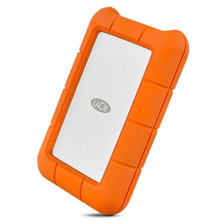 Beautiful LaCie Rugged USB C Hard Drive: Picture 1 Regular