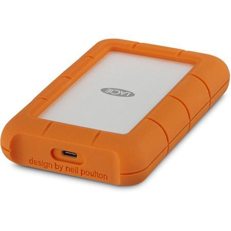 Rugged USB-C 3.0 2TB External Hard Drive