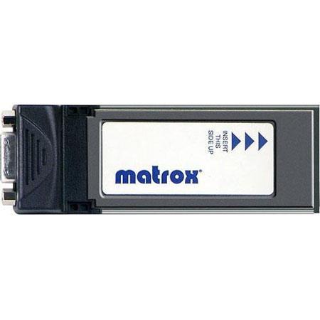 Matrox ExpressCar: Picture 1 regular