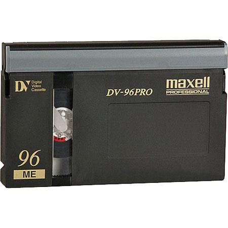 Maxell DV-96PRO: Picture 1 regular