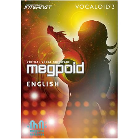 Vocaloid 3 Megpoid English Library, Electronic Download