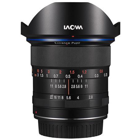 Venus Laowa 12mm F28 Zero D Ultra Wideangle Lens For Canon Ef