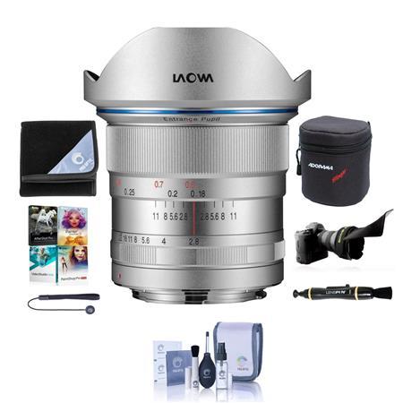 Venus Laowa 12mm F28 Zerod Ultra Wa Lens For Nikon Ai Silver W