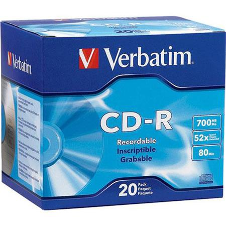 Verbatim CD-R: Picture 1 regular