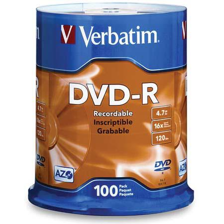 Verbatim DVD-R: Picture 1 regular