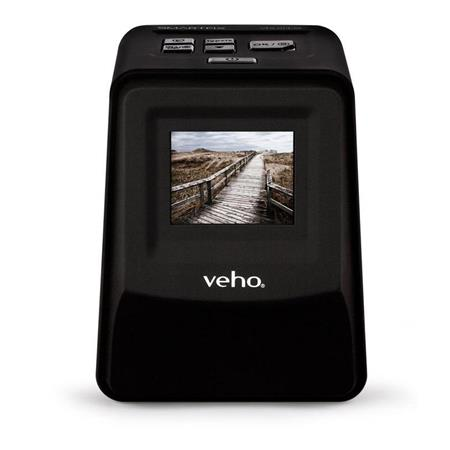 Used Veho Smartfix 14MP Portable Negative Film & Slide Scanner D