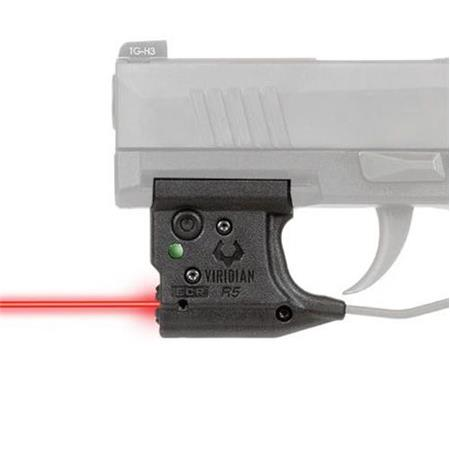 Viridian Reactor R5-R Gen 2 Red Laser Sight for Sig Sauer P365 Pistol, ECR  INSTANT-ON Activation with Ambidextrous IWB Holster