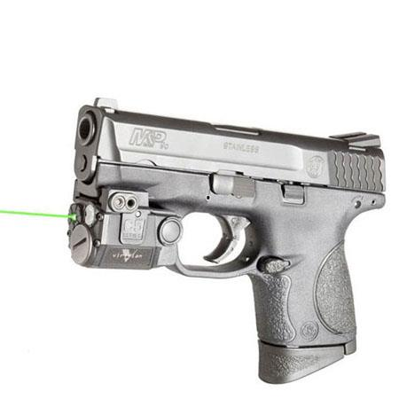 Viridian C5L Green Laser with 100 Lumen Tactical Light and TacLoc Holster  for Ruger SR9c