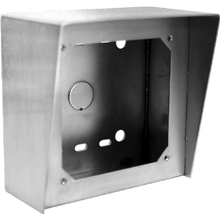 Viking Ve 5x5 Ss Stainless Steel Surface Mount Box Ve 5x5 Ss