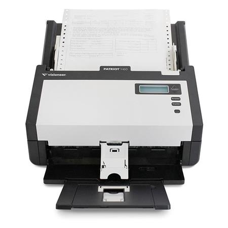 Visioneer Patriot H60 Document Scanner, 600 dpi Optical, 70 ppm/140 ipm  (B&W/Color), 120 Sheet ADF