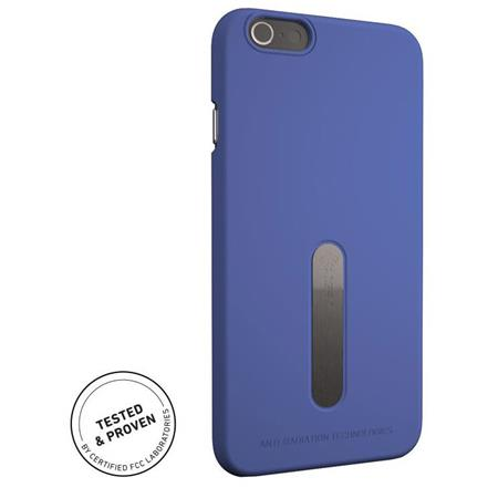 new styles 5306e 127e8 Vest Tech Anti-Radiation Case for iPhone 6 Plus, Blue
