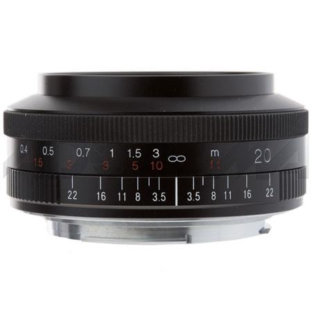 Voigtlander 20mm F/3.5: Picture 1 regular
