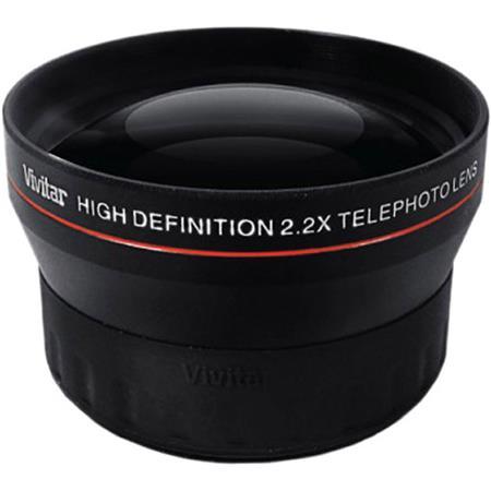 Vivitar 52mm 22x Auxiliary Professional Telephoto Lens Viv 52t